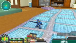 Danball Senki - Gameplay