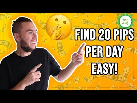 Find 20 Pips Per Day EASY!