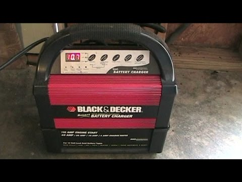 Repairing My B D Smart Charger Painted The Battery Box Youtube