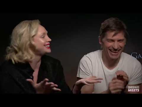 'We've annoyed everyone' - Gwendoline Christie & Nikolaj Coster-Waldau Part 2