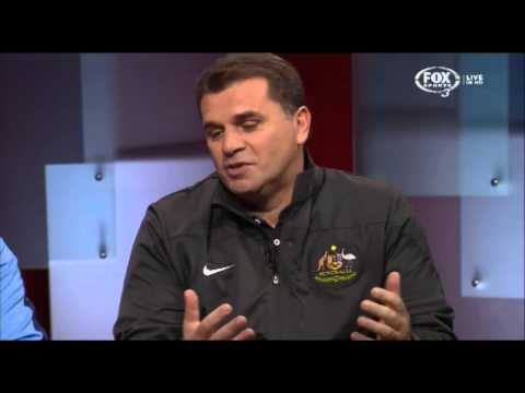 Ange Returns to Total Football