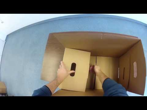 How to video: Building a Banker Box