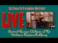 UFH LIVE: Ancient Roman Clothing at The Vietnam Fashion Academy