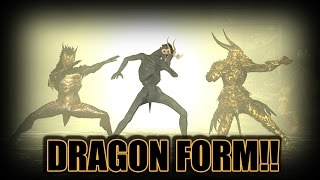 [ThePruld] Dark souls dragon form!!! thumbnail