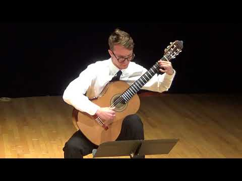 Gabe Kline, Senior-LVA Fall Guitar Recital 10-20-17