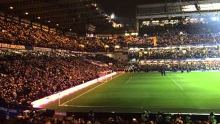 Chelsea vs Everton 2015 lights out entrance