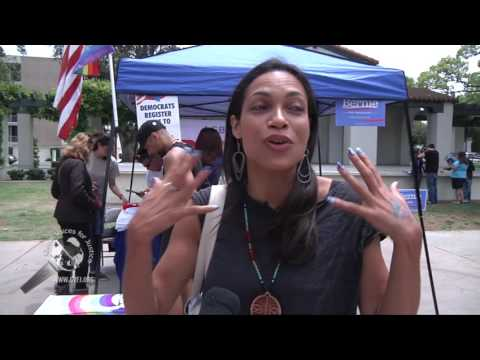 Rosario Dawson: An interview