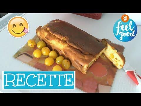recette-ww---cake-aux-mirabelles