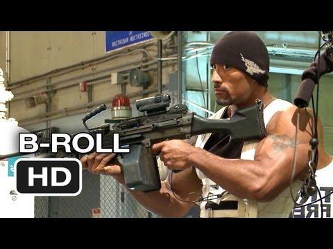 G.I. Joe: Retaliation Complete B-Roll (2013) - Channing Tatum Movie HD
