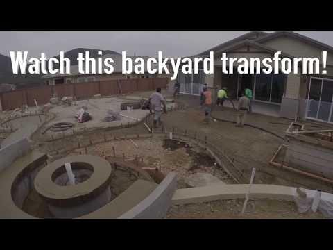 Amazing Backyard Transformations! Increase Clean Energy
