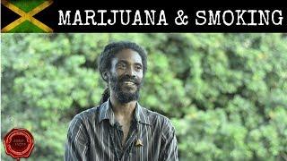RASTA MAN EXPLAINS THE EFFECTS OF MARIJUANA & SMOKING