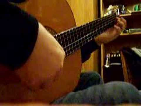 Russian Guitar - Смуглянка Smuglyanka (old video)