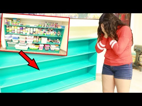 I THREW AWAY HER ENTIRE SLIME COLLECTION PRANK, She cried? ~ OVER 500 SLIMES!