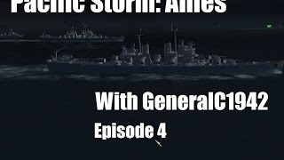 Pacific Storm Allies; Episode 4: WAR!