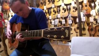 japanese acoustic guitars s yairi at ishibashi music