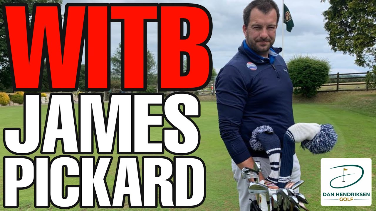 WHAT'S IN THE BAG - JAMES PICKARD
