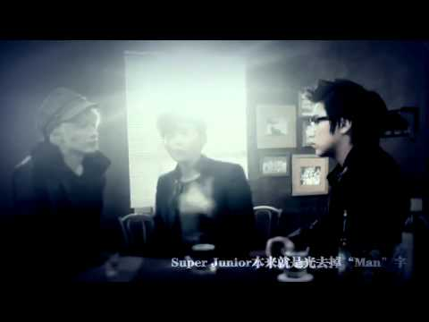 [执恋出品All-love] Super Junior Superman Fanmade MV By 雪瑶蓝