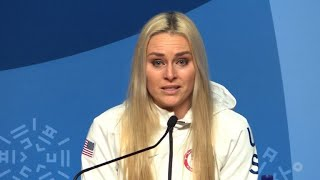 Ski star Lindsey Vonn vows to win for late grandfather