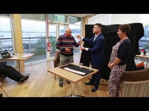 Sean Anthony Davies' Winning Performance
