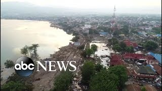 Death Toll Soars In Indonesia