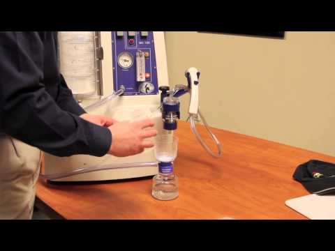 M-Vac System Video #3 - Filtering the M-Vac Sample