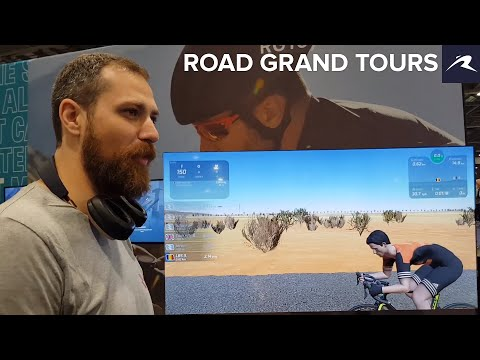 Newly Updated Road Grand Tours First Look (Potential Zwift Killer?)
