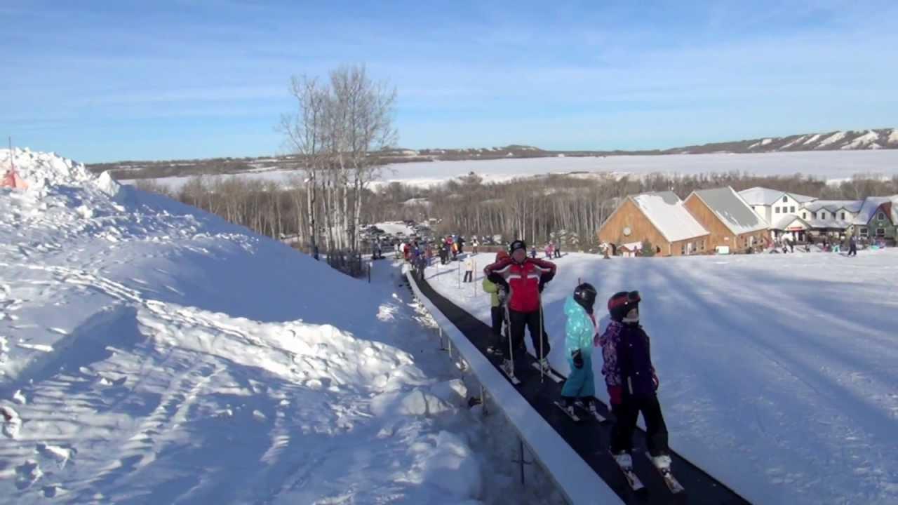 Asessippi Ski Area Amp Resort Youtube