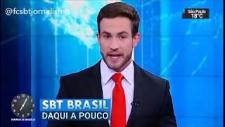 Destaques SBT Brasil ( 23.06.2018 ) Daniel Adjuto