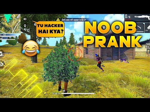 Adam Noob prank with Random player 😂 crazy reaction must watch