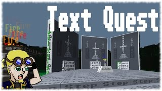 F.A.W... Text Quest - A Text Adventure game (Indie Games)