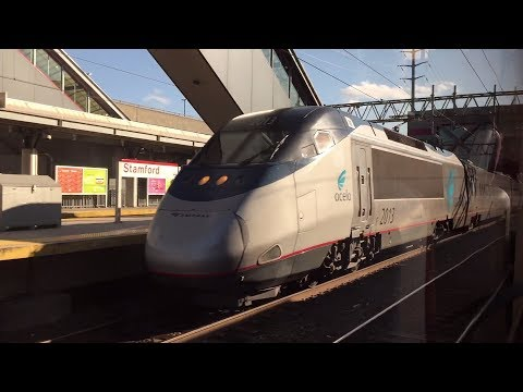 Metro-North Railroad HD 60fps: Riding New Haven Line Super Express Train 3581 (Full Journey) 7/7/17