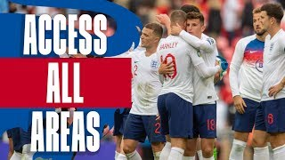 The Wembley Way: England 4-0 Bulgaria | Access All Areas in Three Lions' Euro Qualifiers Victory!
