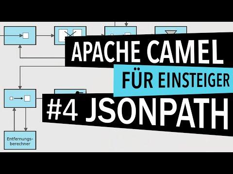 Apache Camel Tutorial #04: JsonPath