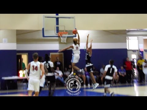 J.D. Davison (Alabama Fusion/Calhoun School 2021 PG) - Elite 32 Clips