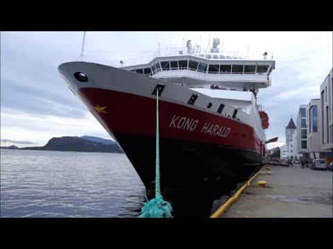 Hurtigruten Cruises Norwegian Fjords 26 08 2016