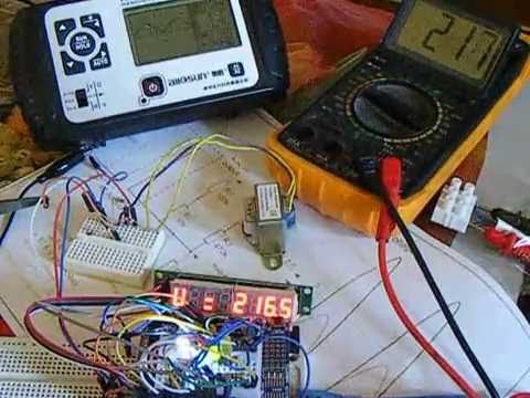 under & overvoltage relay with Arduino (3)