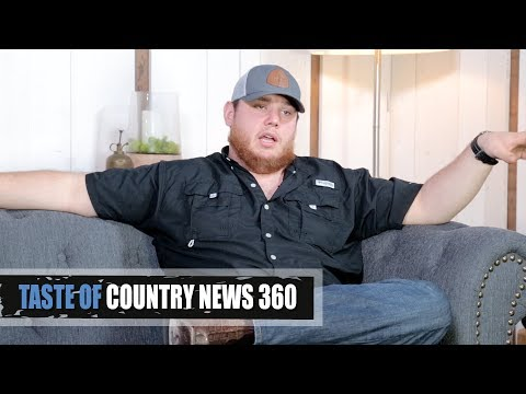 Luke Combs Left Town Like a Hurricane - Taste of Country News 360