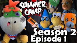 AwesomeMarioBros - Summer Camp! Season 2 Part 1