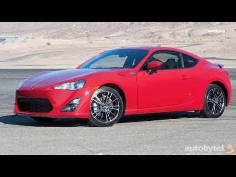 An Automatic Sports Car? 2015 Scion FR S *Auto* Test Drive Video Review