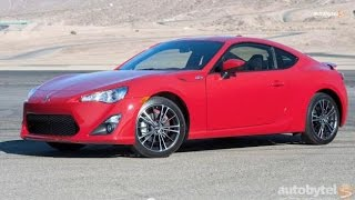 An Automatic Sports Car? 2015 Scion FR-S *Auto* Test Drive Video Review