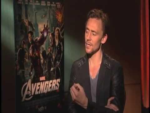 Marvel's The Avengers Tom Hiddleston Interview