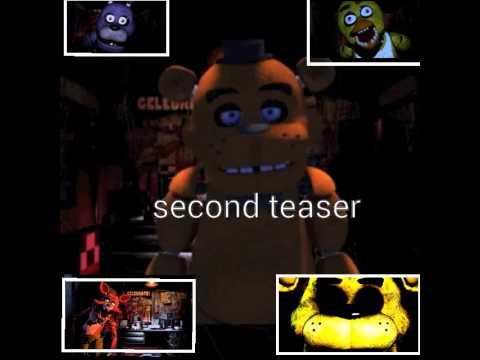 Fnaf 3 teasers on scottgames com youtube