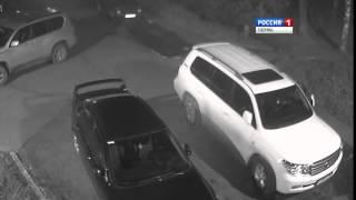 Угон автомобиля - минутное дело(http://t7-inform.ru/s/videonews/20151022112553 В Кудымкаре похитители угнали автомобиль не больше, чем за минуту. Целью злоумышл..., 2015-10-22T05:30:59.000Z)