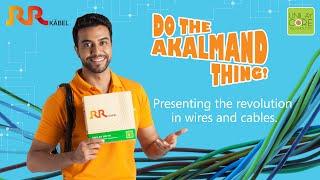 RR Kabel -  Do The Akalmand Thing