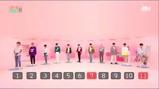 X1 'FLASH' Stray Dance Game Idol Room Ep.67