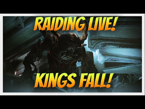 LIVE! Destiny Kings Fall Fresh Run! Led by General @Navabear!