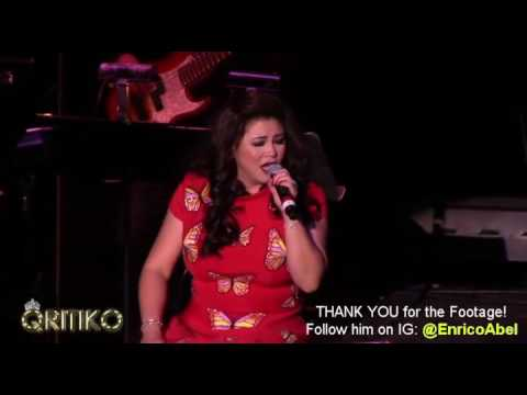 REGINE VELASQUEZ - Minsan Lang Kita Iibigin (Timeless US Tour 2016 - New Jersey)