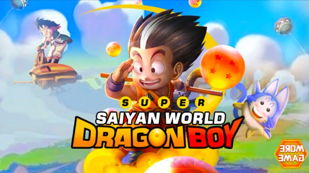 Super Saiyan World: Dragon Boy Android Gameplay u1d34u1d30