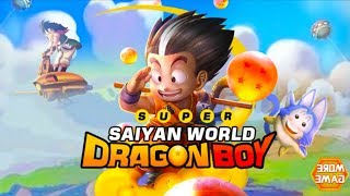 Super Saiyan World: Dragon Boy - Gameplay Video