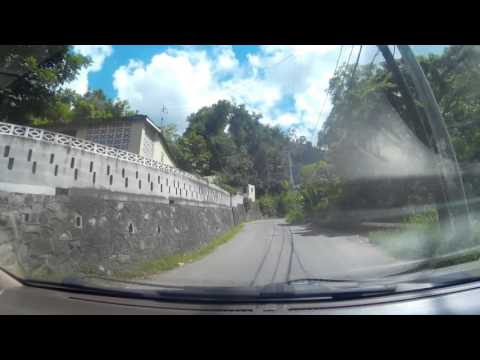 Drving In Jamaica - Papine To Mavis Bank